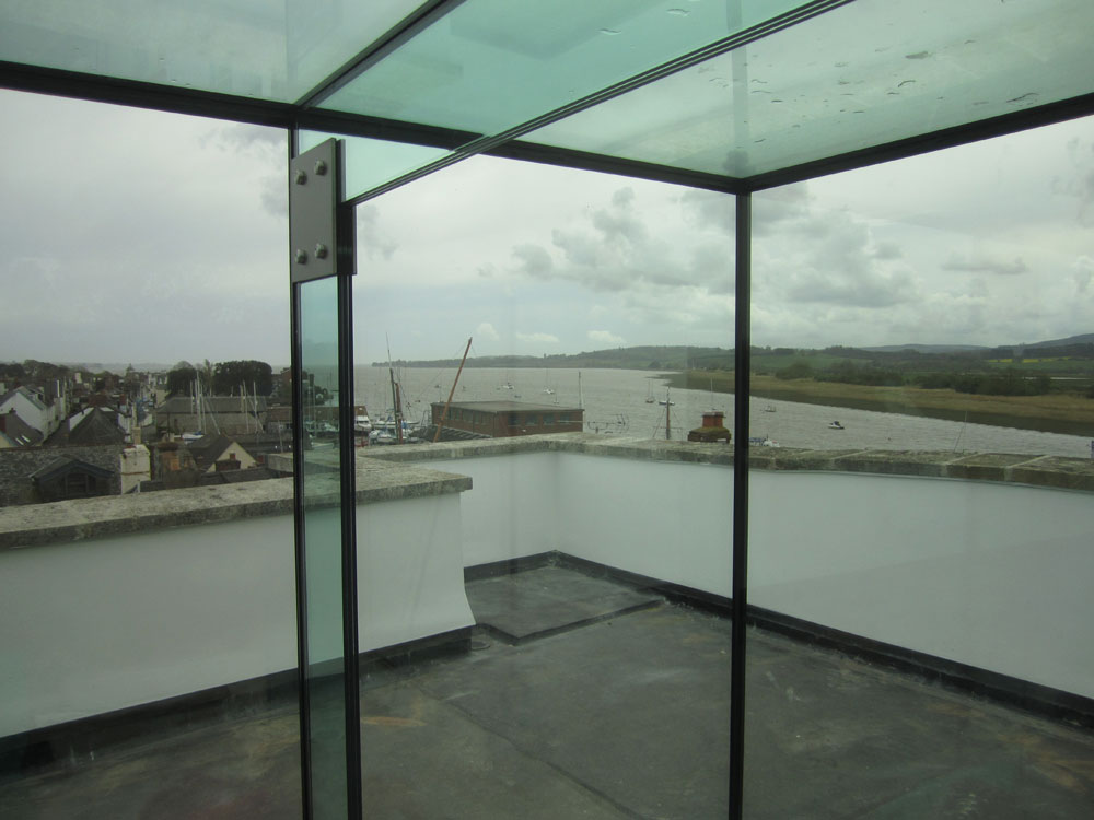 Veon Glass Bespoke Structural Solutions